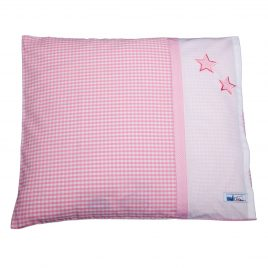 Kissenbezug Sternchen petit filou rosa