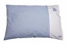 Kissenbezug 60x40 cm mit einem Sternchen